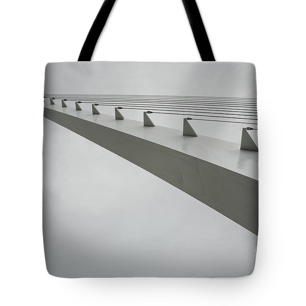 Tote Bag featuring the photograph Sundial Perspective by Carol Lynn Coronios