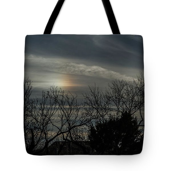 Sundog Tote Bag by Karen Slagle