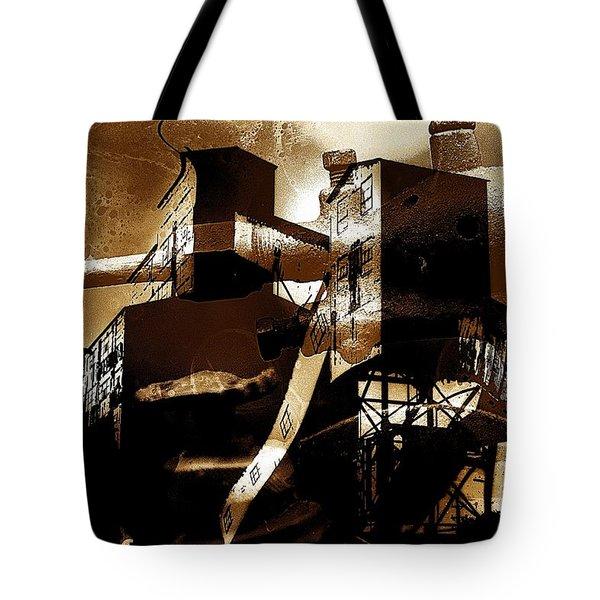 Appalachian Sundown  Tote Bag