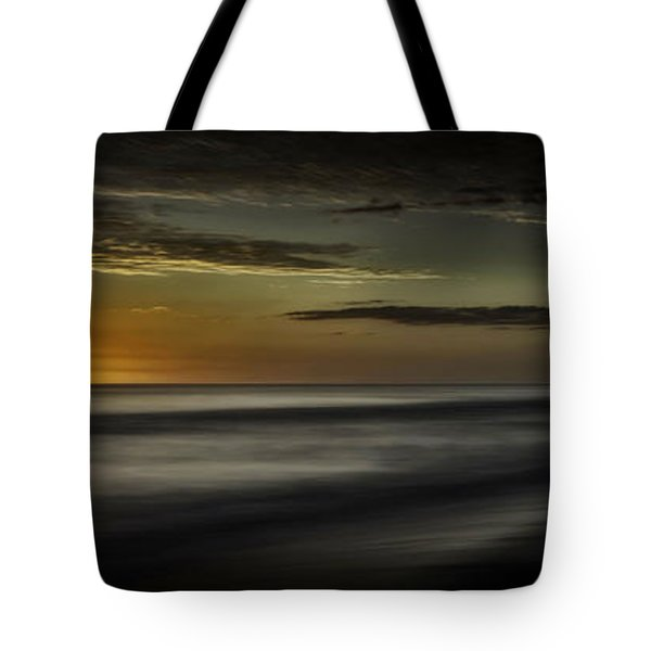 Sundown At Santa Rosa Beach Tote Bag
