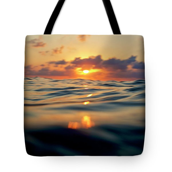 Sundown Tote Bag