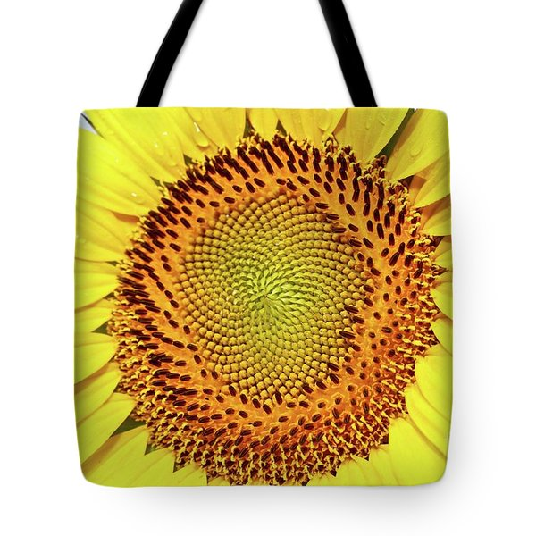 Sundrenched Bliss Tote Bag