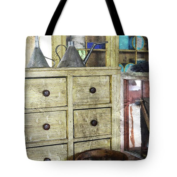 Sundries Tote Bag