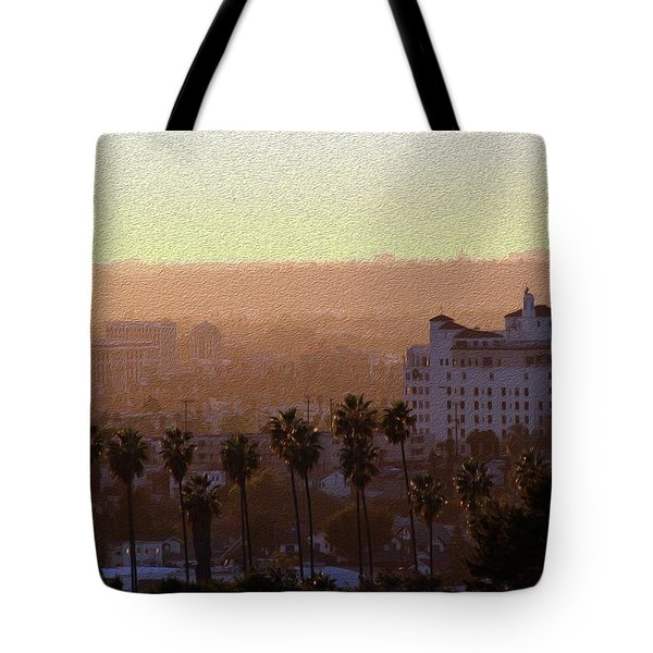Sunet Colors Tote Bag