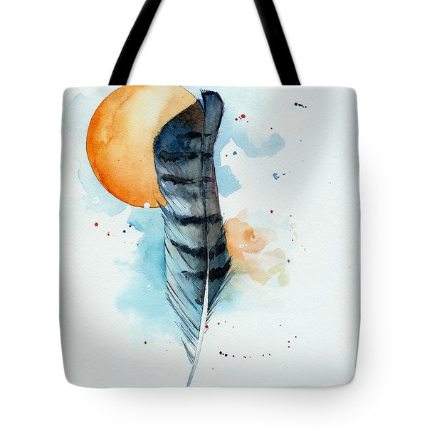 Sunfeather Tote Bag
