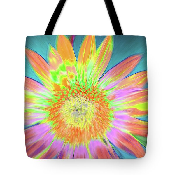 Sunfeathered Tote Bag