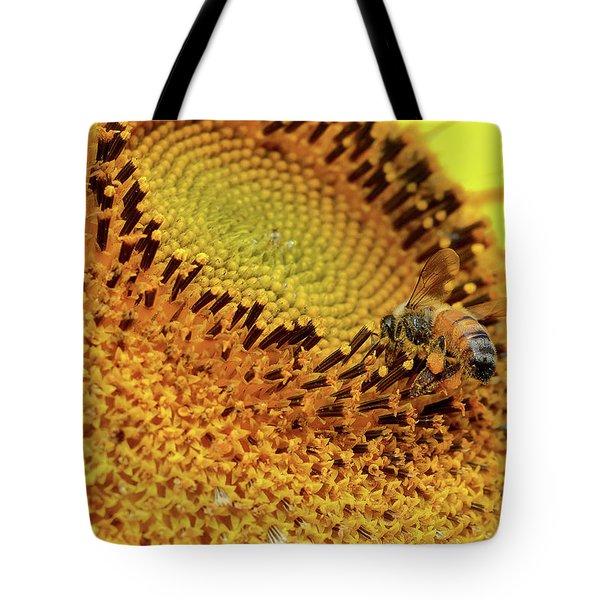 Sunflower 001 Tote Bag
