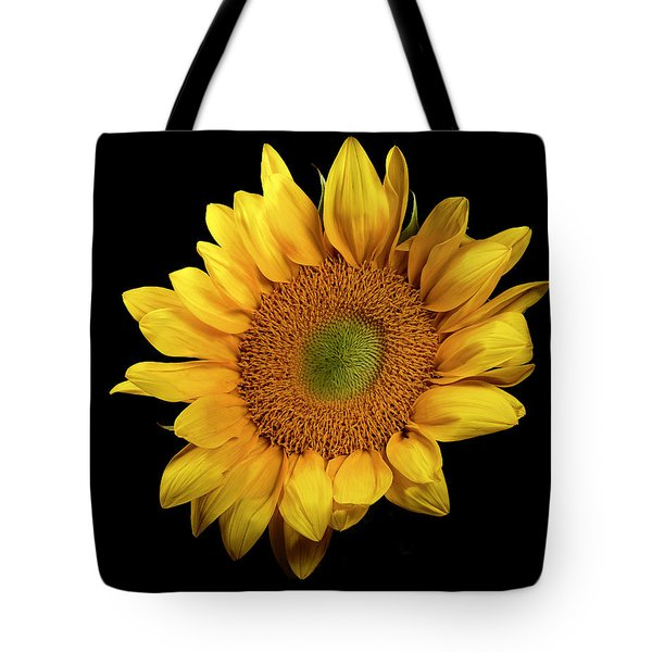 Tote Bag featuring the photograph Sunflower 2 by James Sage