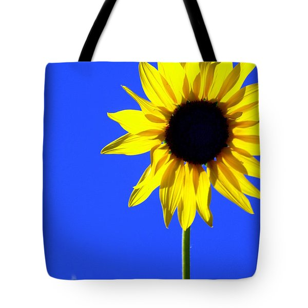 Sunflower 2 Tote Bag by Marty Koch