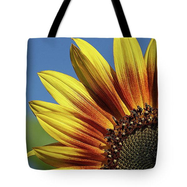 Sunflower 38 Tote Bag