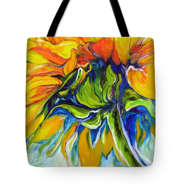 Sunflower Day Tote Bag