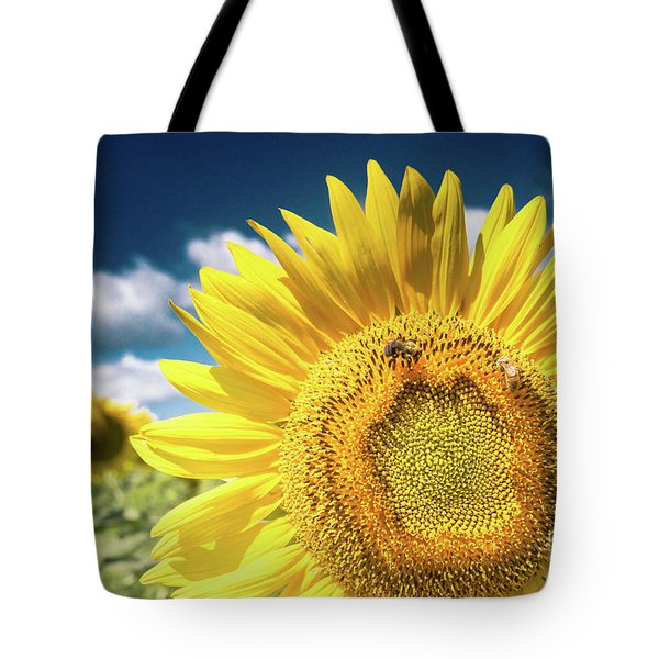 Sunflower Dreams Tote Bag