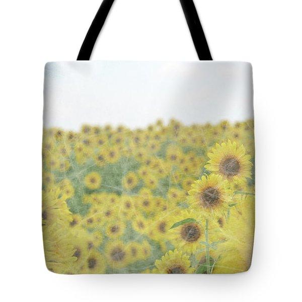 Sunflower Heaven Tote Bag