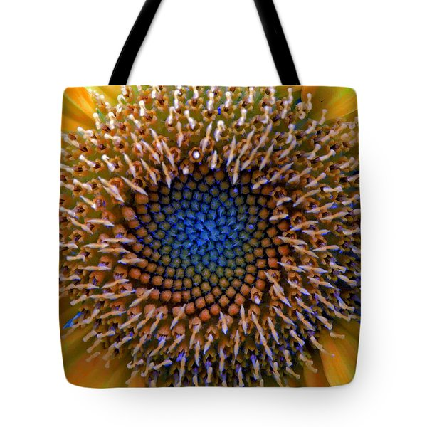 Sunflower Jewels Tote Bag