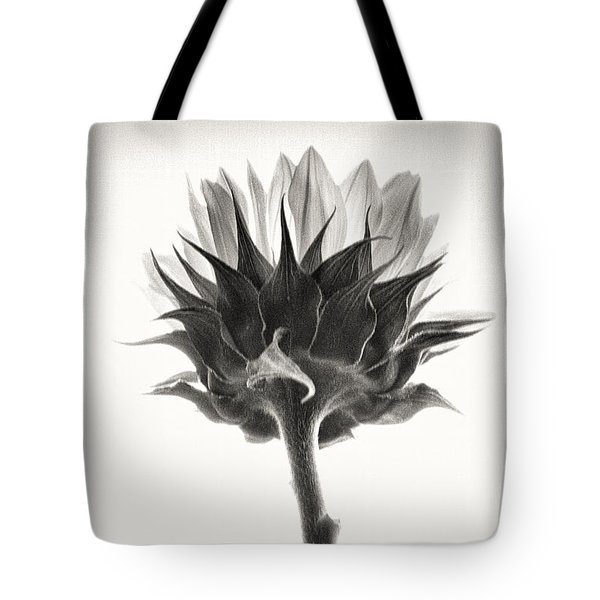 Tote Bag featuring the photograph Sunflower by John Hansen