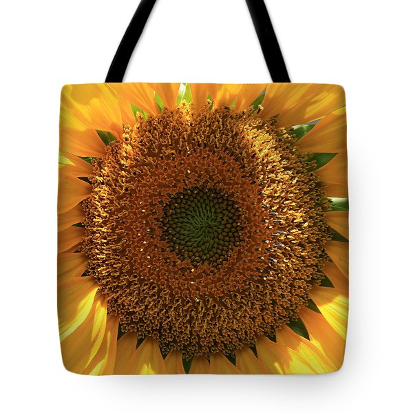 Sunflower  Tote Bag by Marna Edwards Flavell