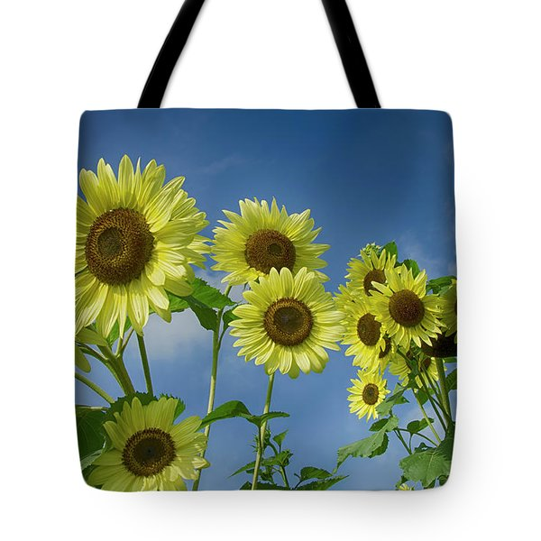 Sunflower Party Tote Bag