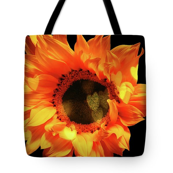 Sunflower Passion Tote Bag