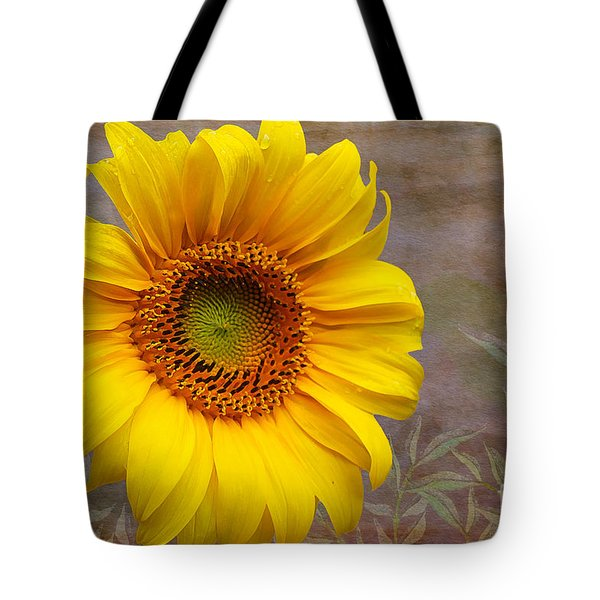 Sunflower Serenade Tote Bag