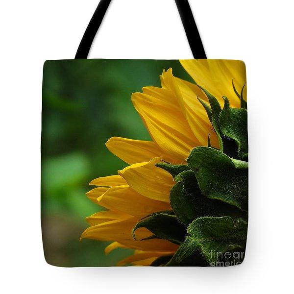 Sunflower Series I Tote Bag