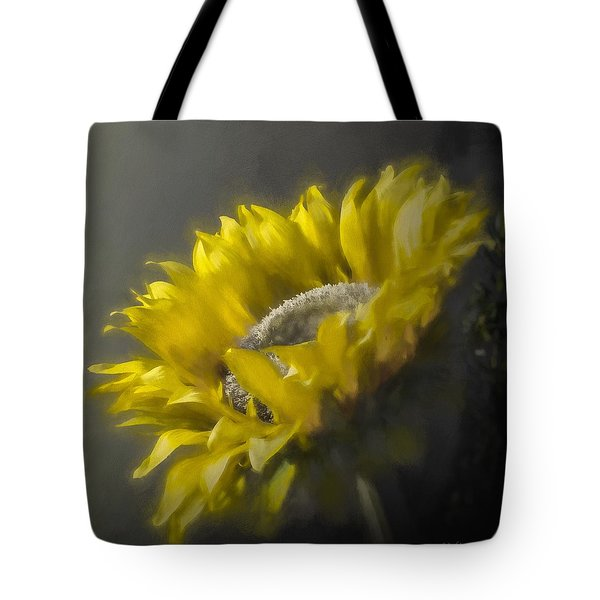 Sunflower Slumber Tote Bag