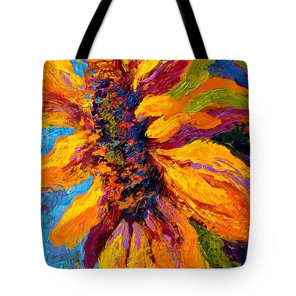 Sunflower Solo II Tote Bag