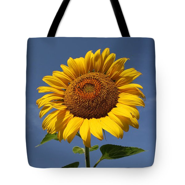 Sunflower Standing Tall Tote Bag