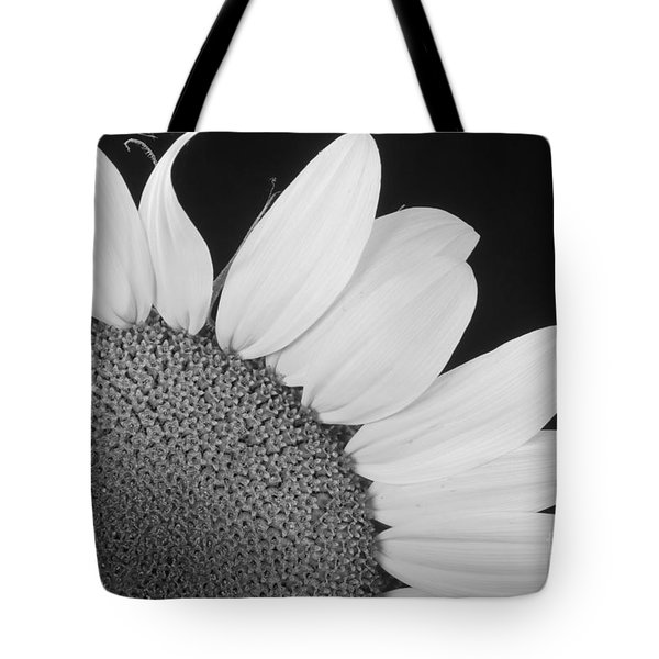 Sunflower Three Quarter Tote Bag by James BO  Insogna