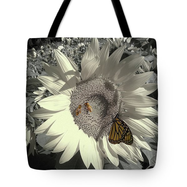 Sunflower Tint Tote Bag