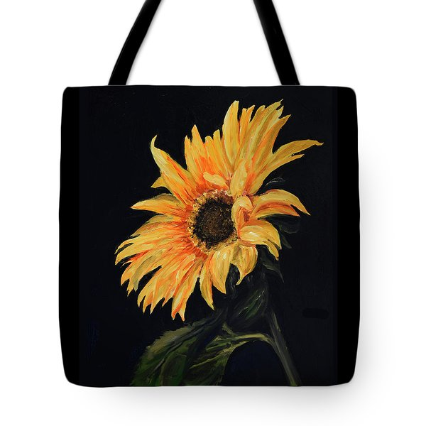 Sunflower Vii Tote Bag