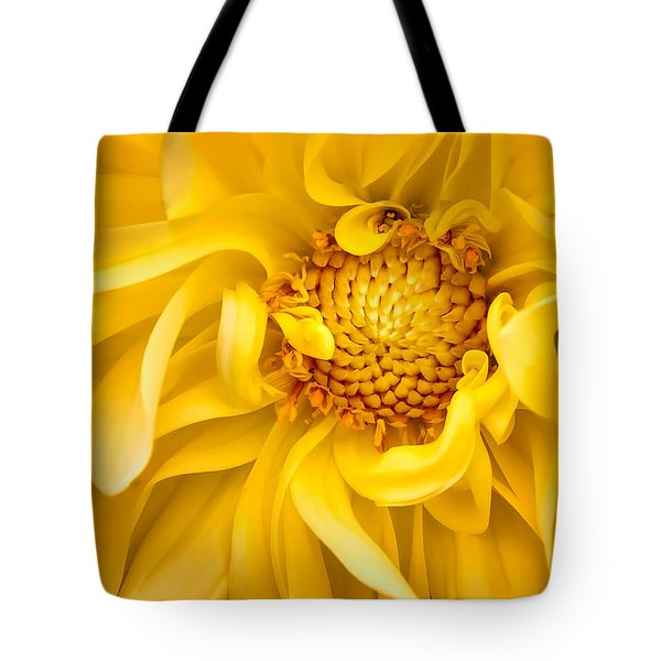 Sunflower Yellow Tote Bag