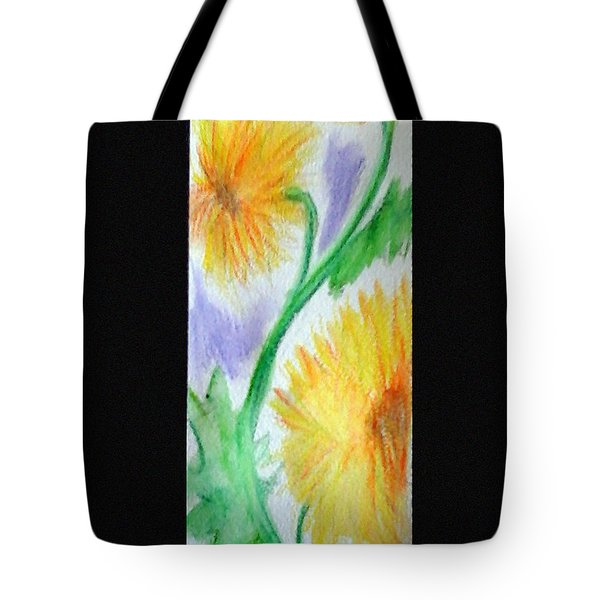 Sunflowers 27 Tote Bag