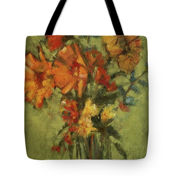 Sunflowers For Sunday Tote Bag