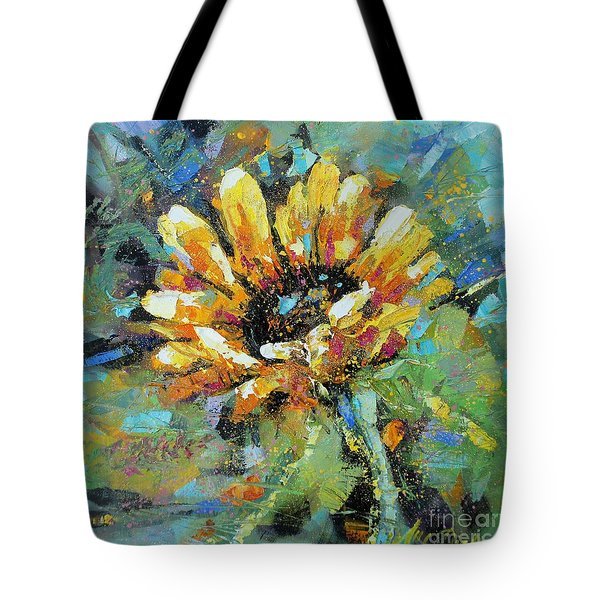 Sunflowers II Tote Bag