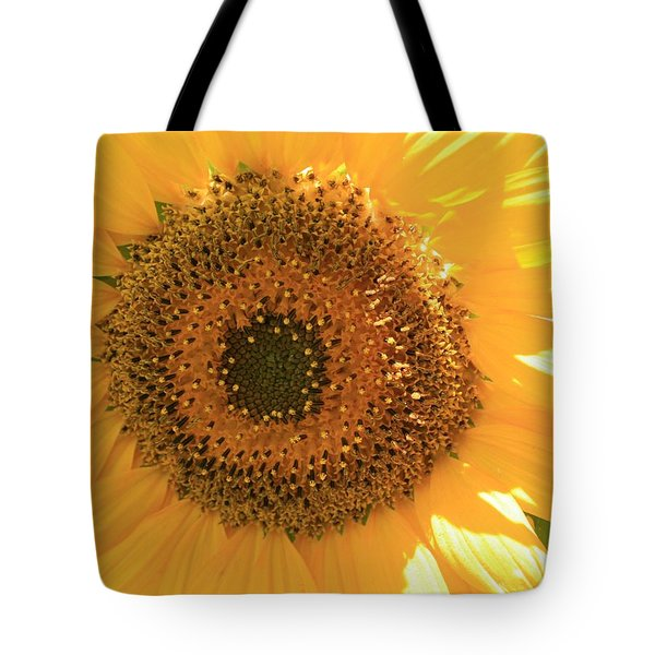 Sunflowers  Tote Bag by Marna Edwards Flavell