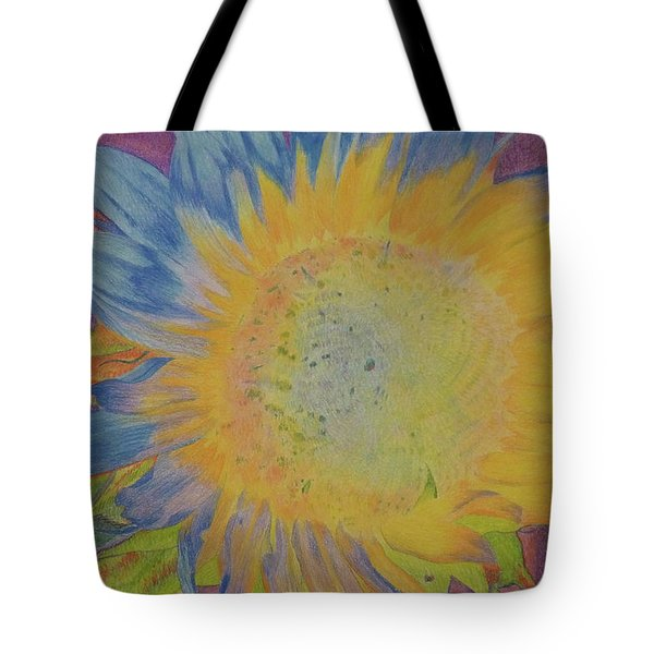 Sunglow Tote Bag