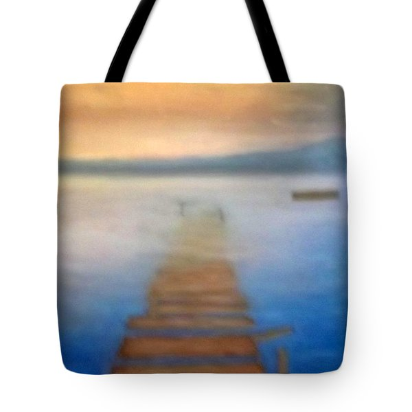 Sunken Dreams Tote Bag