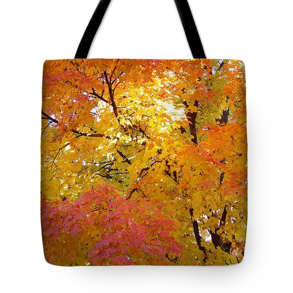 Sunkissed 2 Tote Bag