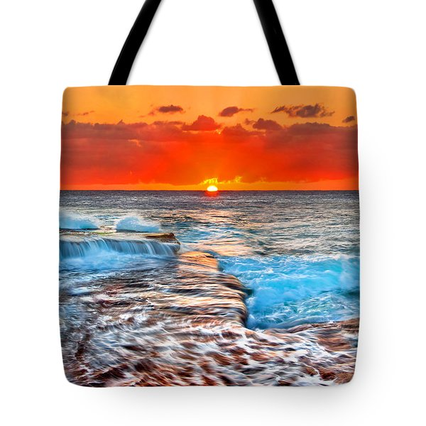 Sunlight Delight Tote Bag