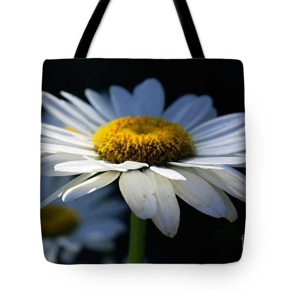 Sunlight Flower Tote Bag by John S