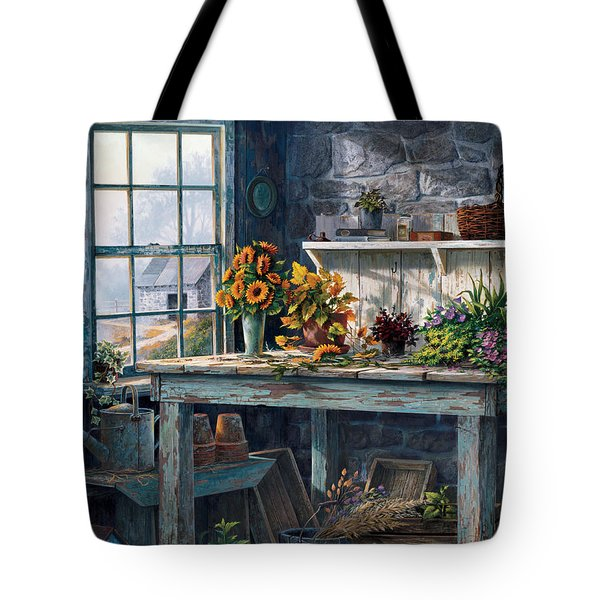 Sunlight Suite Tote Bag