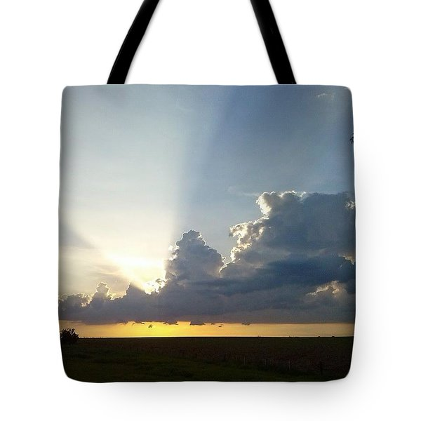 Sunlights Tote Bag