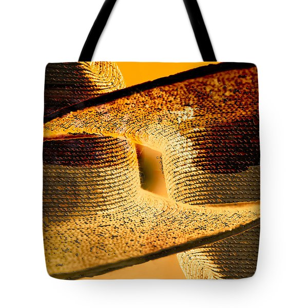 Sunlit Yellow Tote Bag by Don Gradner