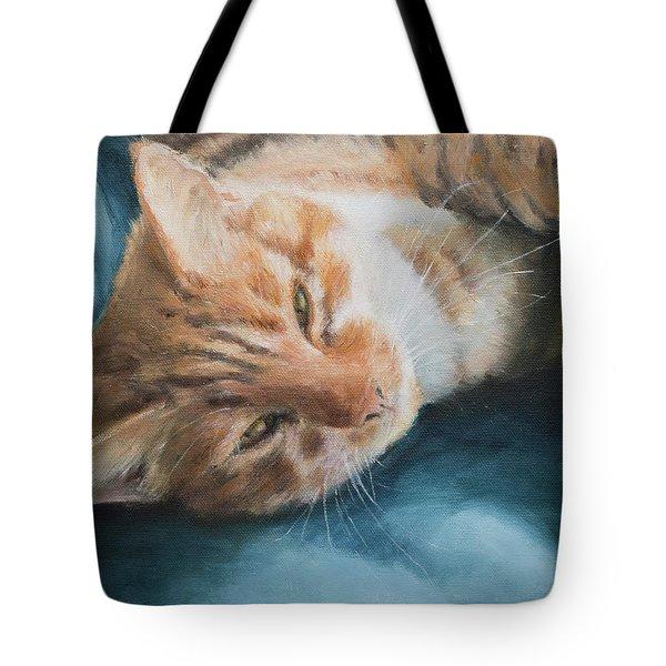 Sunlover Tote Bag