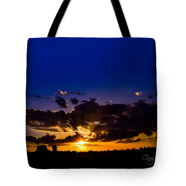 Sunnset Tote Bag