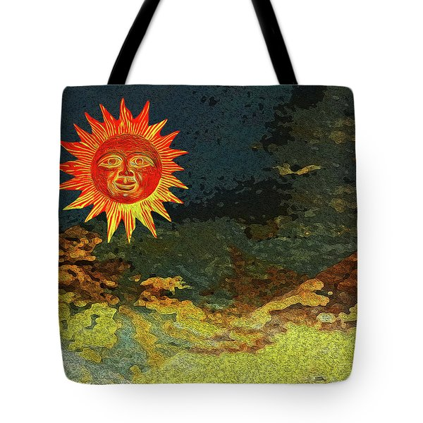 Sunny 1 Tote Bag by Bruce Iorio