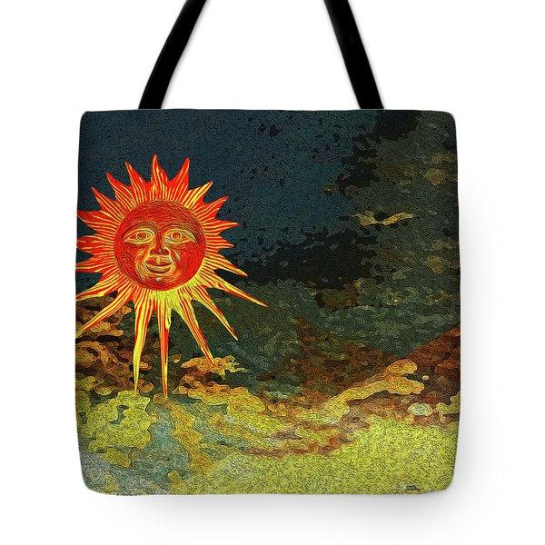 Sunny 3 Tote Bag by Bruce Iorio
