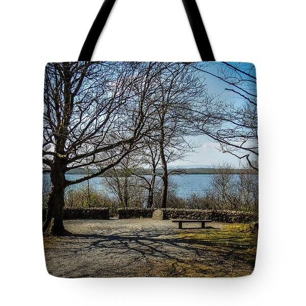 Sunny Afternoon At Lough Coole Tote Bag