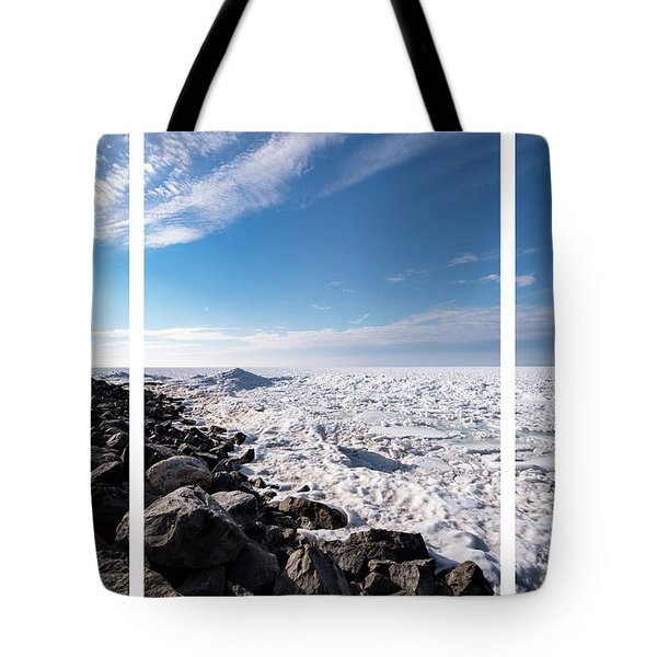 Tote Bag featuring the photograph Sunny Afternoon Combined by Onyonet  Photo Studios