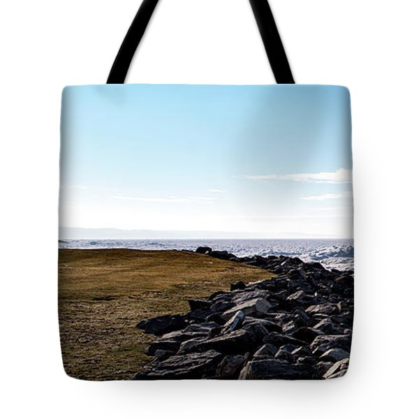 Tote Bag featuring the photograph Sunny Afternoon-t1 by Onyonet  Photo Studios